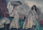 sir william russell flint balance signed limited edition print
