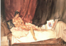 russell flint cecilia and her studies