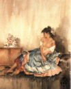 russell flint cecilia contemplating europa print