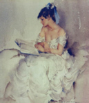 russell flint cecilia reading