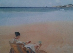 sir william russell flint The Green Slippers signed limited edition print