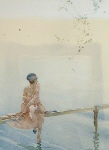 sir william russell flint phillida signed limited edition prints