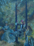 sir william russell flint victorian diversion signed limited edition print
